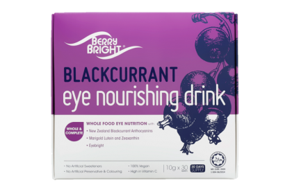 [TWIN PACK] Berry Bright Eye Nourishing Drink 10g x 30s x 2 boxes [Blackcurrant Anthocyanins with Lutein & Zeaxanthin]
