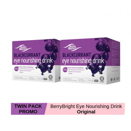 Berry Bright Eye Nourishing Drink 10g x 30s x 2 (60 Days Supply)