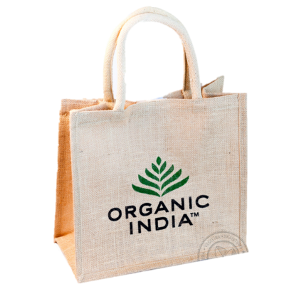 【FREE GIFT】Organic India Certified Organic Tulsi Pomegranate x 25 Packs (with FREE Eco Jute Bag)
