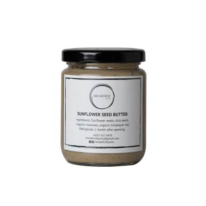 Breakfirst Sunflower Seed Butter 220g