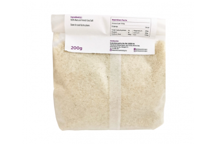 Wholesome Living Premium French Seasalt Fine 500g (Product of France)