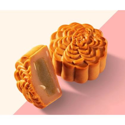 Purple  Cane Mooncake Gift Set F 紫藤茶月饼配套 F