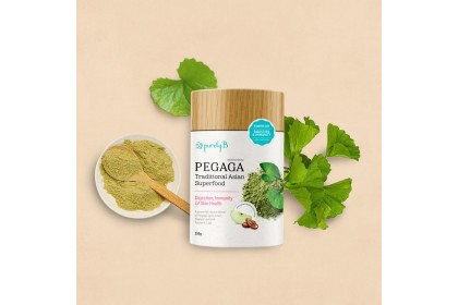Pegaga by PurelyB Starter Size 180g [Traditional Asian Superfood] [Detox]