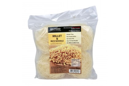 MH Millet & Rice Noodle 200g [Gluten Free] [Non Fried]