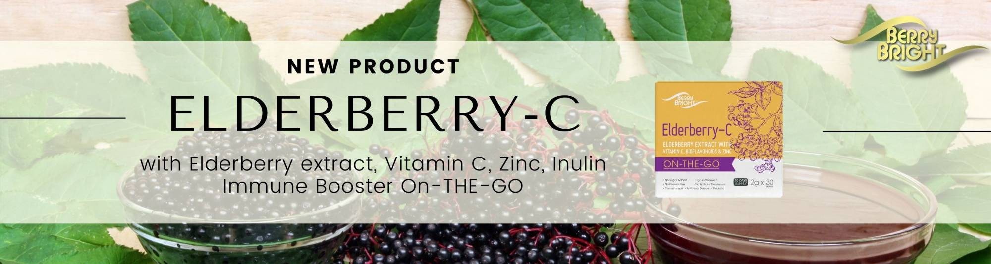 Berry Brigth Elderberry-C