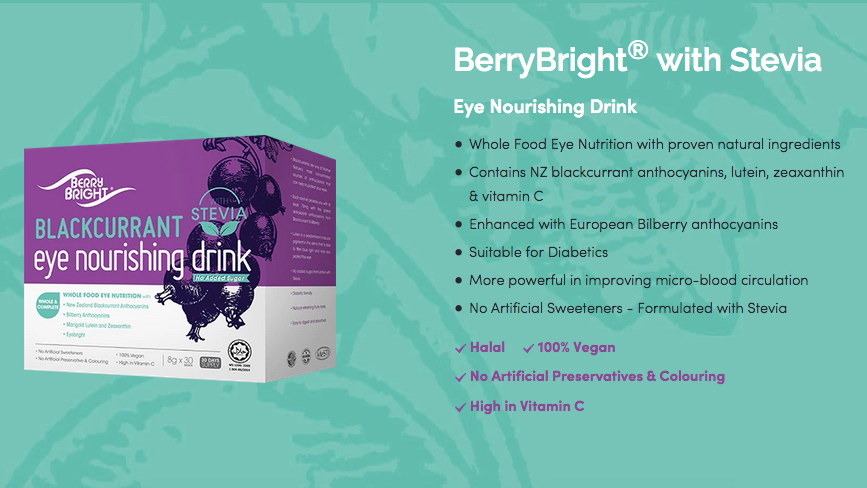 Berry Bright Eye Nourishing Drink